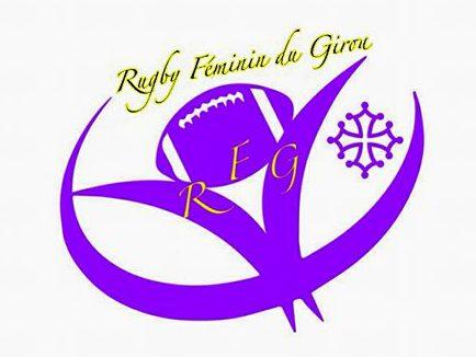 logo rugby féminin du girou