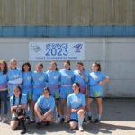 Équipe filles de l'Hérault