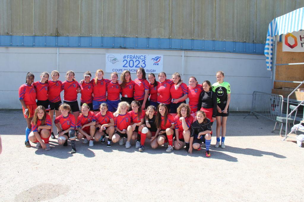 Équipe filles de la Haute-Garonne
