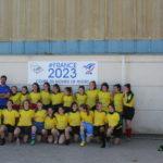 Équipe filles des Haute-Pyrénées