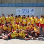 Équipe filles du Languedoc