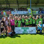 Montauban filles finaliste cadettes AXA