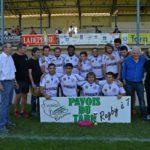 SC Mazamet finaliste Majeur