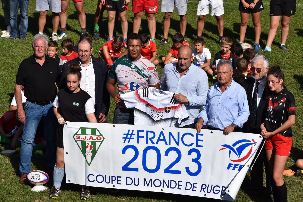 France 2023 à Saint Juéry…avec Dusautoir