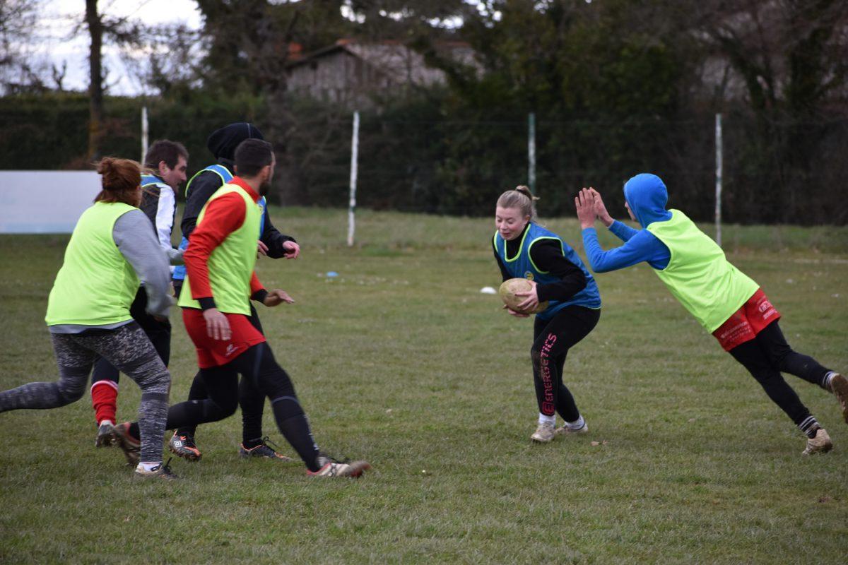 Rugby loisir…Rugby santé…Rugby plaisir !