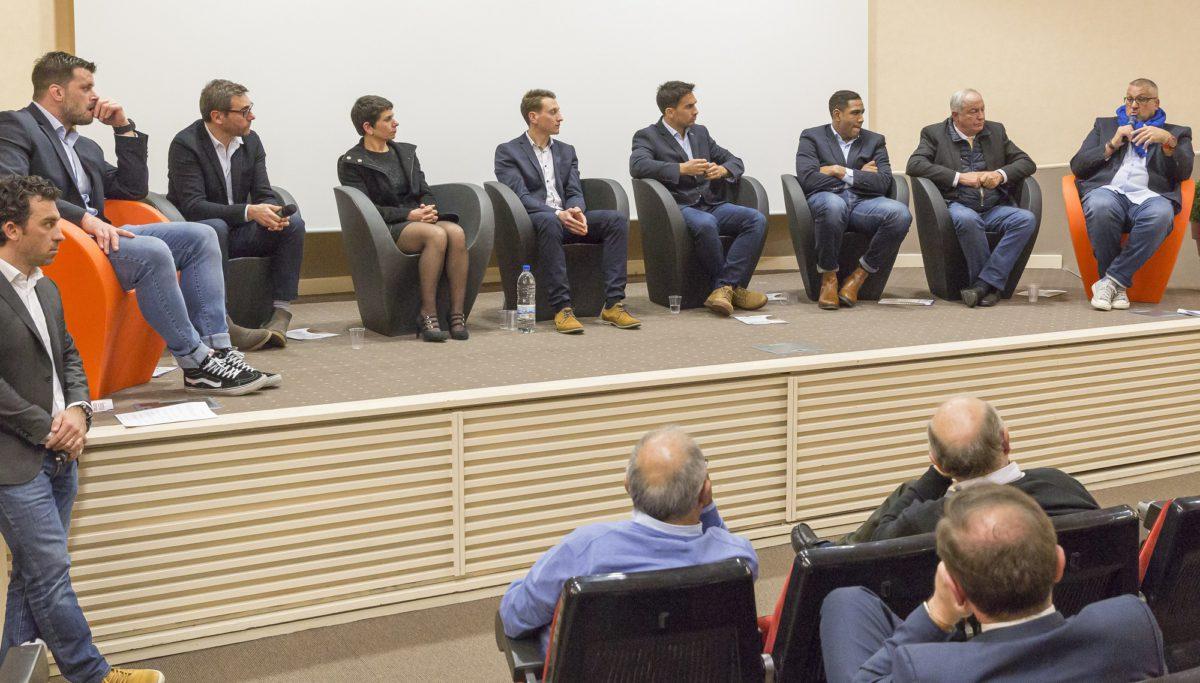 Rugb'images à Castres : les arbitres au coeur du débat