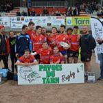 Finale Plate vainqueur  - Gers Seven's