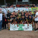 Juniors A vainqueur - Albi