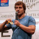 Remise médaille du Comité à Florian Vialelle