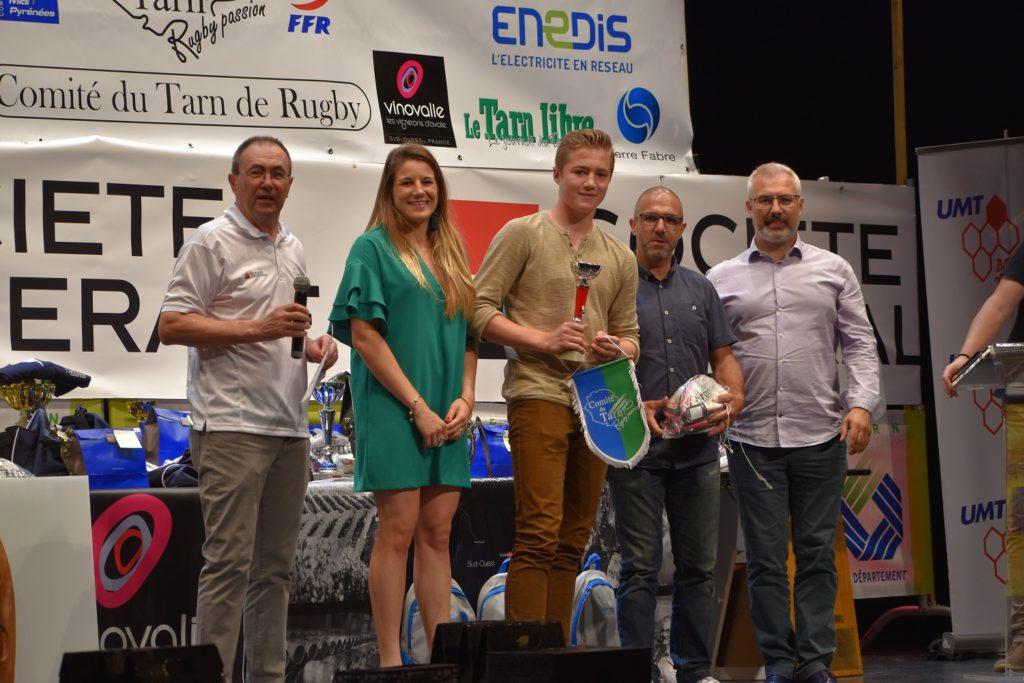 Champions Midi-Pyrénées M18 Philiponneau - SC Mazamet
