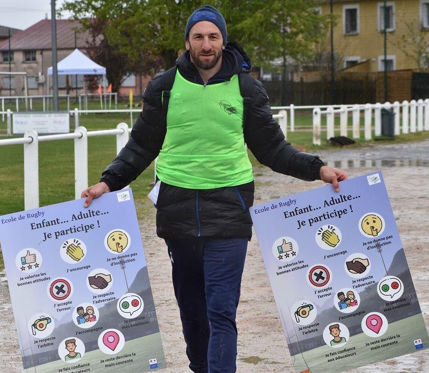 Tournois Ecoles de rugby : Rappel des règles de bonne conduite