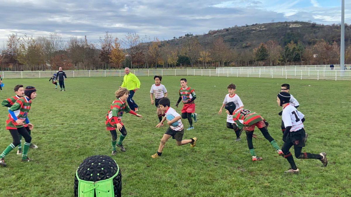 Ecoles de Rugby : un week-end bien rempli