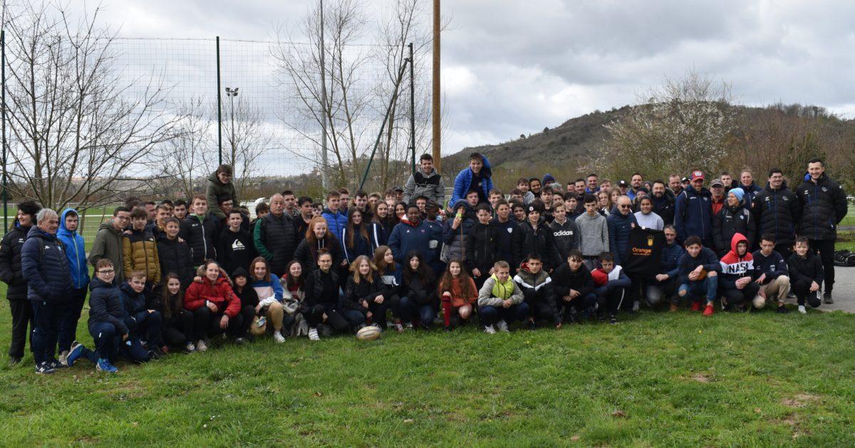 Orange Rugby Challenge: le CO qualifié pour la finale à Marcoussis