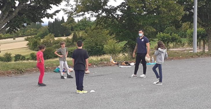Activités rugby…et cohésion sociale