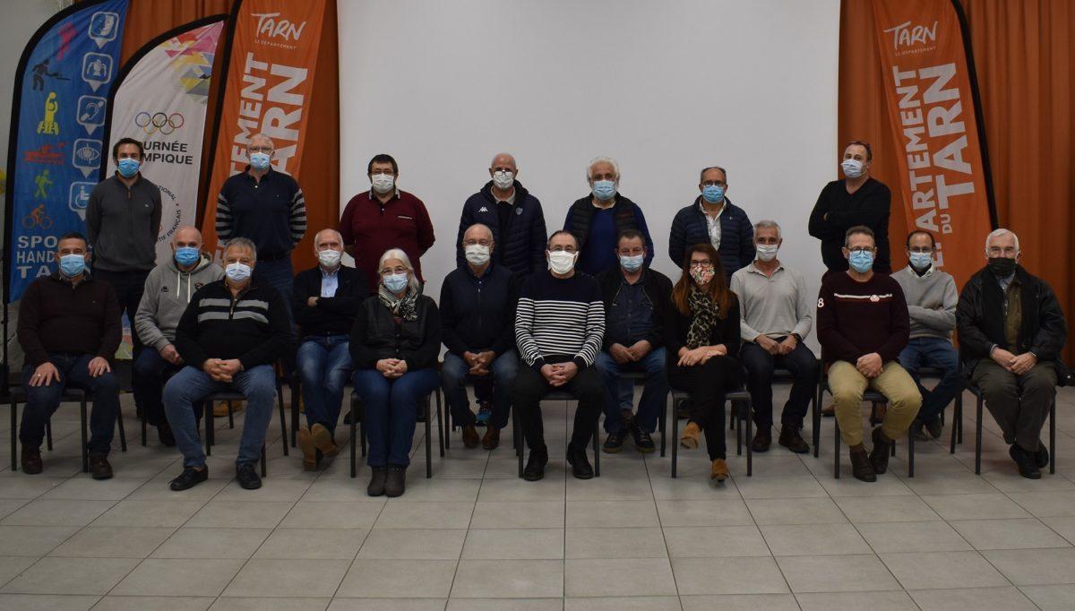 Comité Directeur masqué…organigramme dévoilé