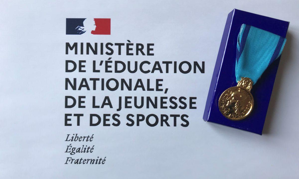 Des médailles «jeunesse et sports» pour 5 dirigeants