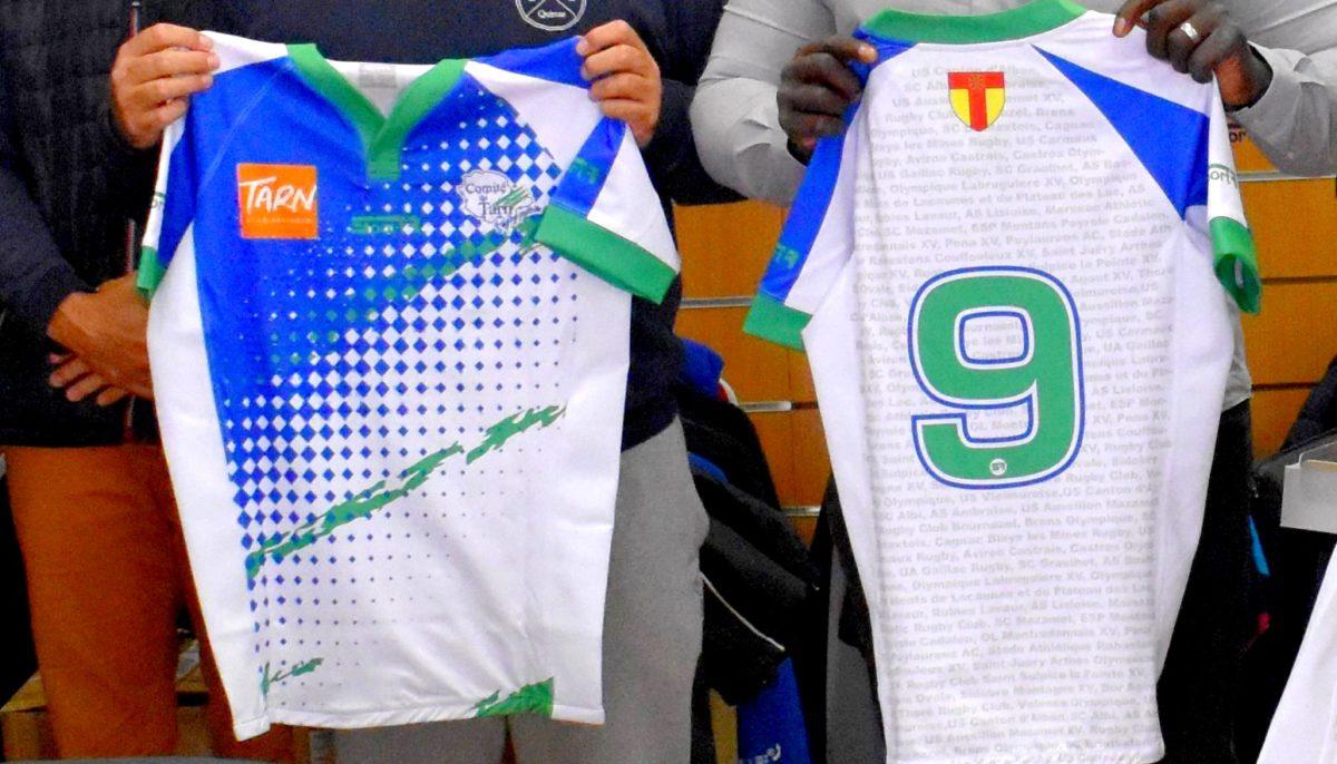 Les sélections M19 et Séniors ont leurs nouveaux maillots
